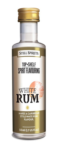 Top Shelf White Rum Flavouring