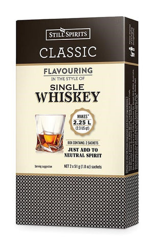 Classic Single Whiskey Flavouring