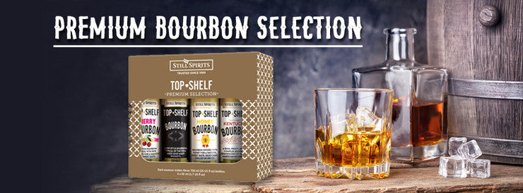 Premium Selection Bourbon Pack