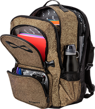 Load image into Gallery viewer, NFINITY BACKPACK SPARKLE GOLD