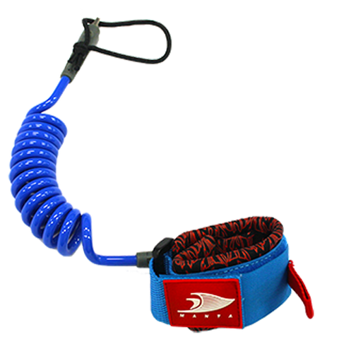 Manta Performance Wrist Coil Leash