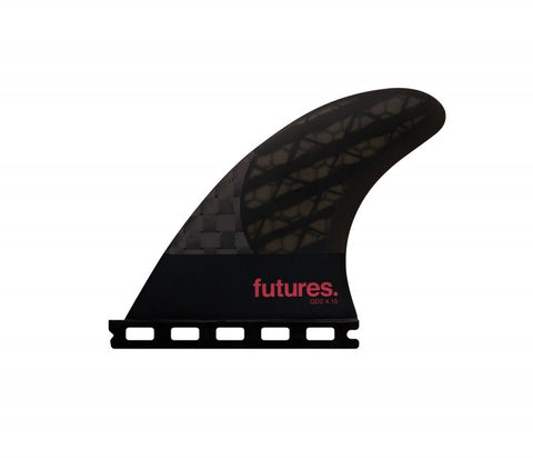 Futures QD2 Blackstix 4.15 Fins