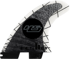 FCS II Hayden Shapes Carbon Core Thruster Fins