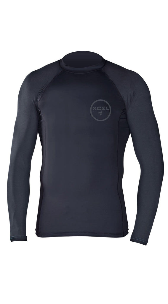 Xcel Xplorer Solid 6oz L/S Shirt