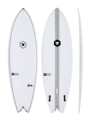 7s Hook Twin Fin Fish - IM
