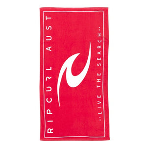 Ripcurl Icon Velour Towel