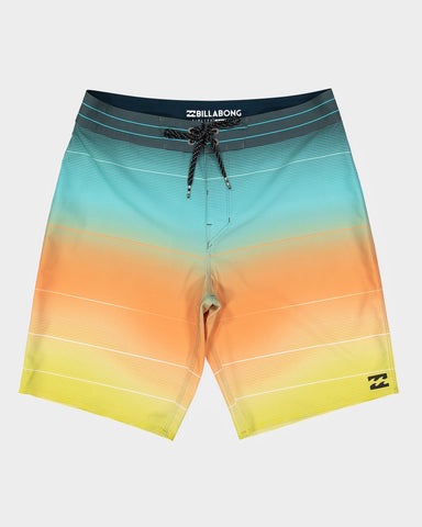 "Billabong FLUID AIRLITE 20"" BOARDSHORT - Mint"