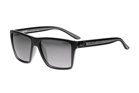 Liive Vision - Hazza Polar Matt Black