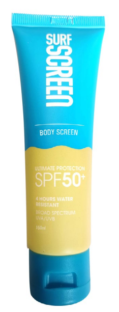SurfScreen Tinted Moisturising Body Lotion