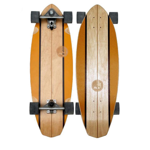 "Slide Diamond Waimea 32"" Surf Skate"