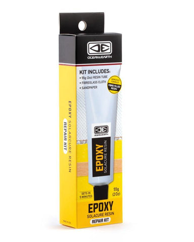 O&E UV SOLARCURE EPOXY 55g/2oz REPAIR KIT