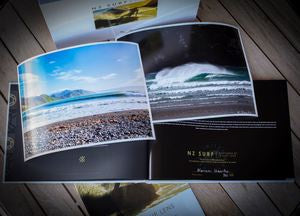 NZ SURF - CAPTURED  BY A SURF LENS  LIMITED EDITION  COLLECTOR'S BOX SET