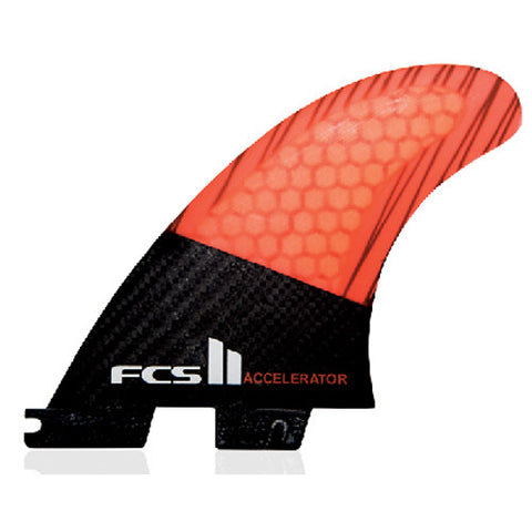 FCS II Accelerator Performance Core Carbon Thruster Fins