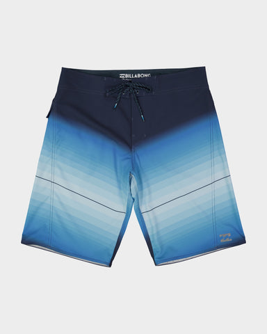 "BILLABONG Fluid X 21"" Mens Boardshort - Blue"
