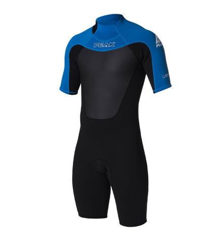 Peak Mens Energy 1.5mm S/SL BZ Spring Suit