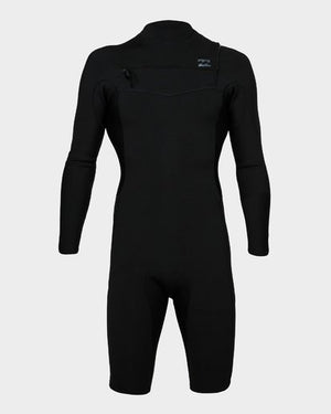 2020 Billabong Revolution Chest Zip Ls Gbs 2/2 Springsuit