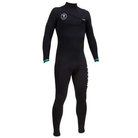 Vissla Boys 7 Seas 3/2mm Steamer - Black