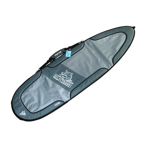 Curve Armourdillo Single Travel Boardbag - Shortboard