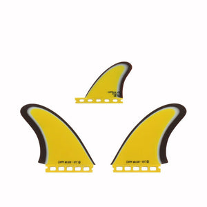 CAPTAIN FIN CHIPPA ESPECIAL TWIN YELLOW - FUTURES