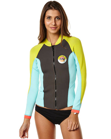 Billabong Peeky 1mm Surf Jacket