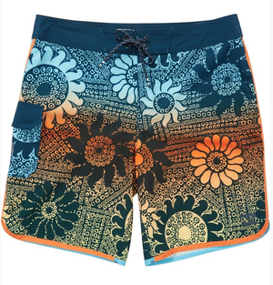 Billabong 73 Airlite Lineup Boardshorts - Sunset