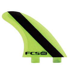 FCS ARC Thruster Performance Core Fins Small