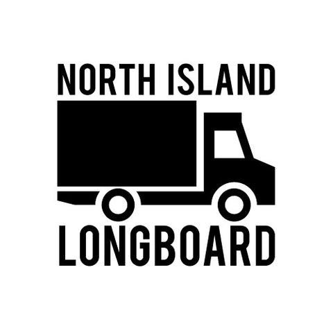 SURFBOARD FREIGHT: Over 7'0 - North Island