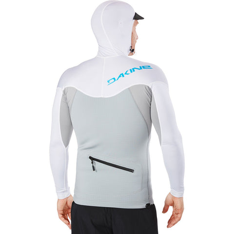Dakine Storm Snug Fit Long Sleeve 2mm Hot Top / Hooded Rashie