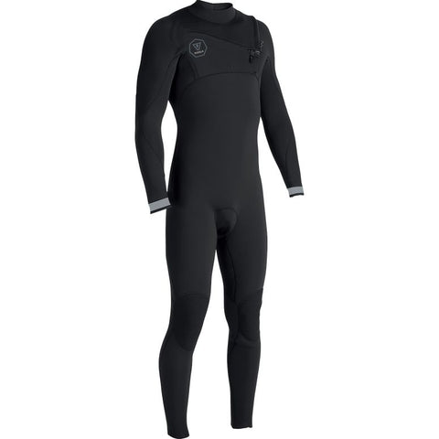Vissla 7 Seas 3/2mm Steamer - Black Fade