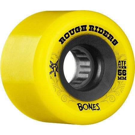 Bones ATF Rough Riders Wheels