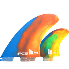 FCS II MR Performance Core XLarge Thruster Fins