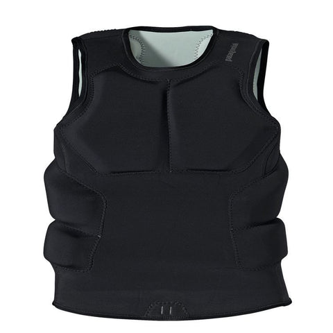 Patagonia Mens R1 Padded Big Wave Vest - Black