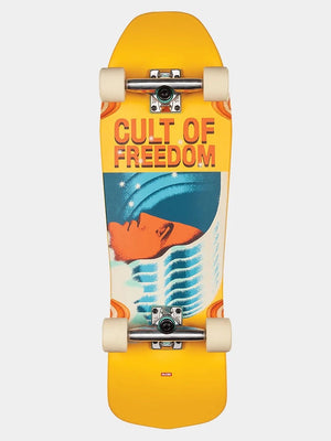 GLOBE BLASTER - CULT OF FREEDOM / WAVEHEAD 30""