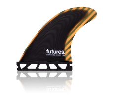Futures F4 Control Series Fins - Small