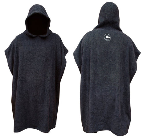 Curve El Poncho Adults Hooded Towel
