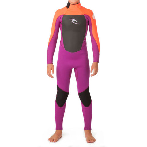 Ripcurl Kids Dawn Patrol 3/2mm FL Steamer BZ