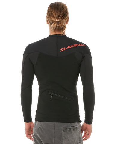 Dakine Storm Snug Fit Long Sleeve 2mm Hot Top/Rashie