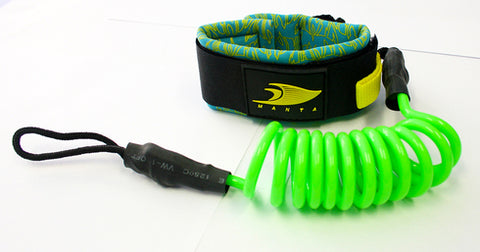 Manta Basic Wrist Coil Leash