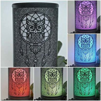 Black Dream Catcher Ultrasonic Diffuser