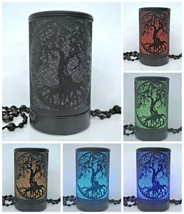 Black Enchanted Tree Diffuser