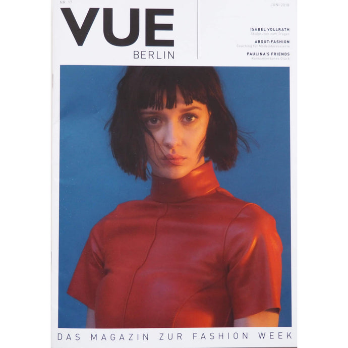 VUE - Newspaper