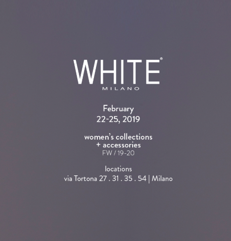 WHITE Bijoux, 22-25th Feb, Milano