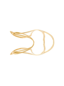 Cut-Out Carpel Chain Cuff