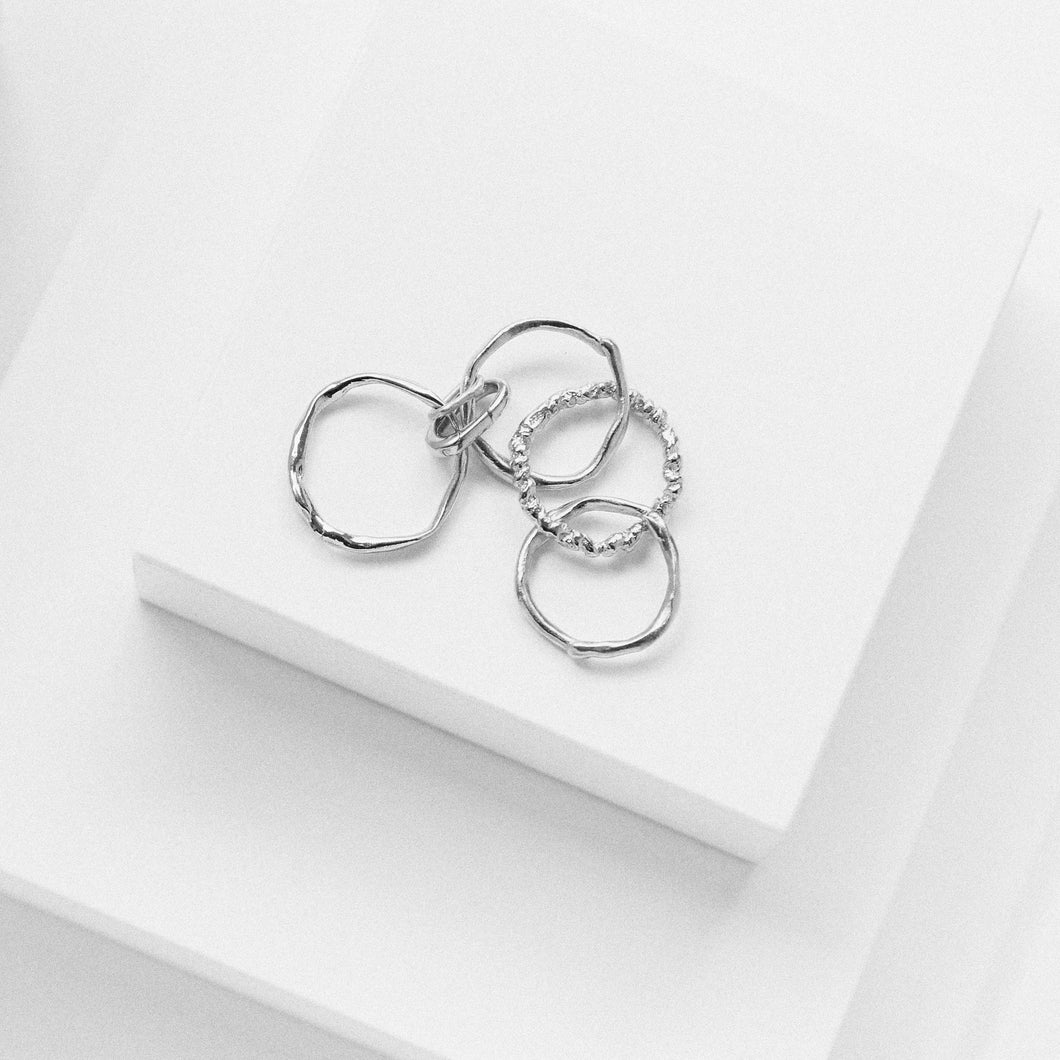 Four Piece Zinkir Ring *LAST PIECE*
