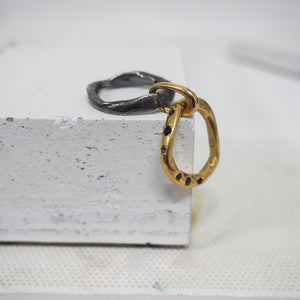 Kukir Ring with Sapphires *LAST PIECE*
