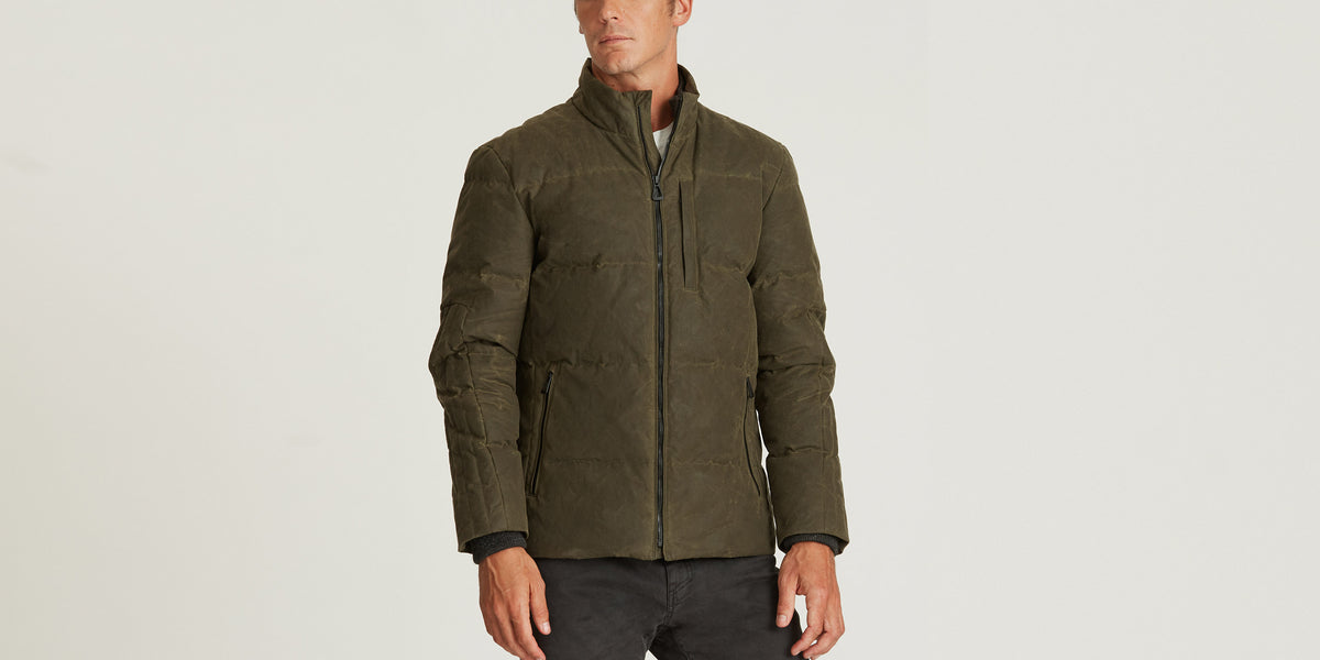 Aether Apparel men's jackets