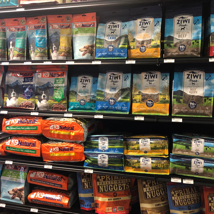 Dog & Cat Food at Well Bred