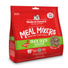 Stella & Chewy's Dog Freeze Dried Food Mixer Duck, Duck, Goose