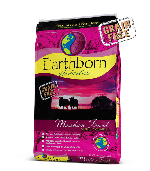 Earthborn Dog Grain Free Dry Food Meadow Feast