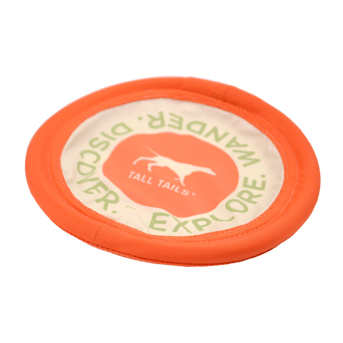 Tall Tails Dog Sports Toy Flying Disc 7''